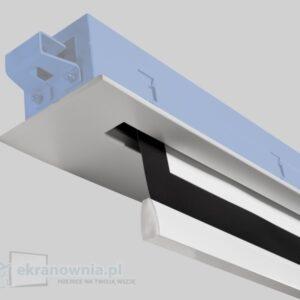 Avers Contour - ekran elektryczny do zabudowy sufitowej | sklep ekranownia.pl