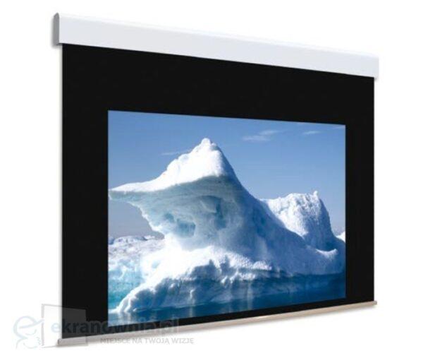 Ekran wieloformatowy - Adeo Biformat Tensio | sklep ekranownia.pl