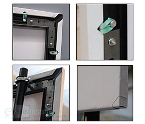 Adeo FramePro FE - ekran ramowy | sklep ekranownia.pl
