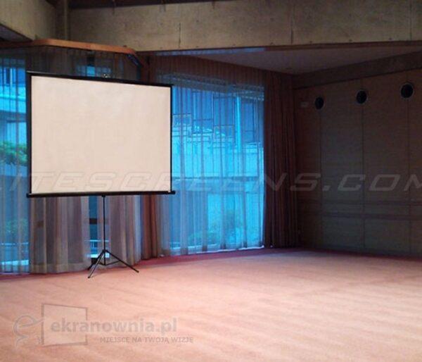 Ekran przenośny - Elite Tripod | sklep ekranownia.pl