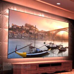 Screen Innovations 7 Series Zero Edge - ekran do kina domowego | sklep ekranownia.pl