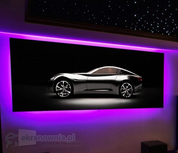 Screen Innovations 7 Series Zero Edge - ekran do kina domowego | sklep ekranownia.pl