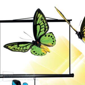 Optika ekran przenośny