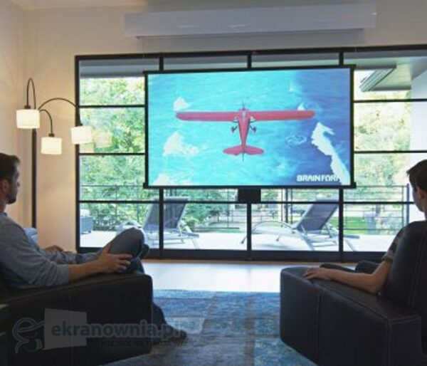 Screen Innovations Zero - G - ekran z napinaczami