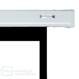 Suprema Lupus - elektrycznie rozwijany ekran projekcyjn | sklep ekranownia.ply