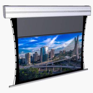Wieloformatowe ekrany projekcyjne