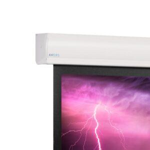 Ekran elektryczny Avers Cumulus