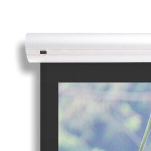 Ekran elektryczny Kauber White Label